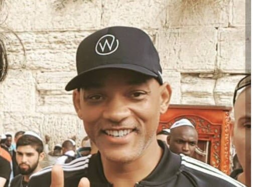 Spotted in Israel  Will Smith  65c58d75dda