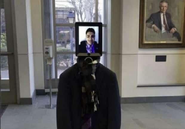 zionist robot