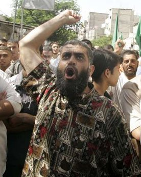Hamas zipper stuck - Reuters